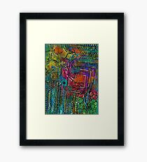 They Sing of Freedom Framed Print