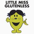 Little Miss Glutenless by GlutenFreeTees