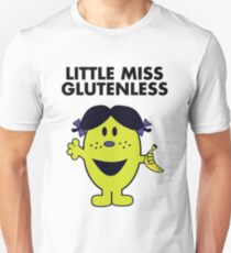 Little Miss Glutenless Unisex T-Shirt