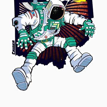 Ohio Astronaut by randycrider