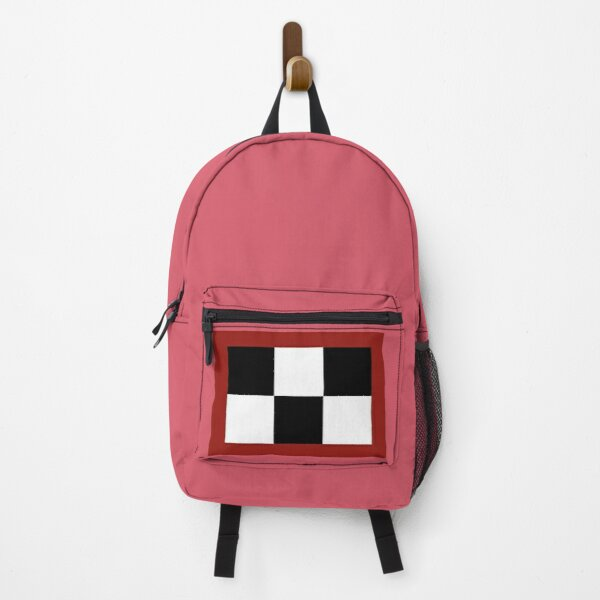 Yume Nikki - Madotsuki's Symbol (Black) Backpack