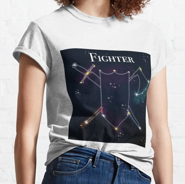Fighter Constellation Classic T-Shirt