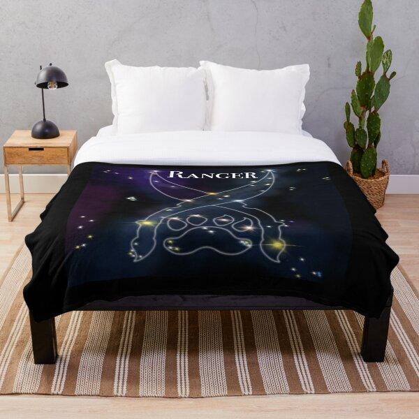 Ranger Constellation Throw Blanket