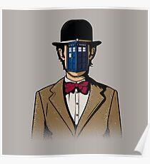 Doctor Magritte Poster