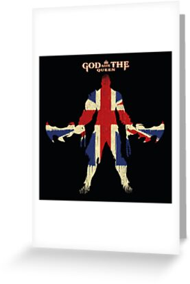 God save the queen by theduc