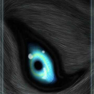 Wolf's Eye by StarletNW