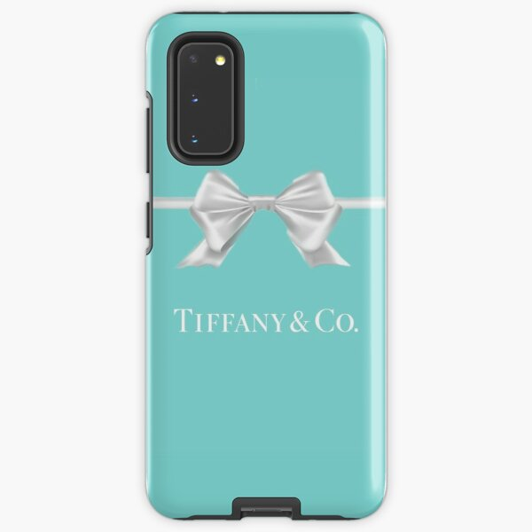 Tiffany Blue Bow Samsung Galaxy Tough Case