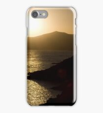 Lanzarote Sunset iPhone Case/Skin