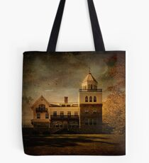Evening at Forstmann Castle Tote Bag