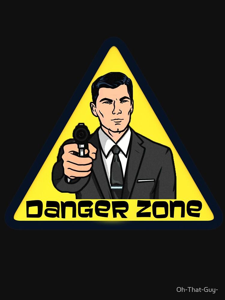 Danger Zone - Archer | Unisex T-Shirt