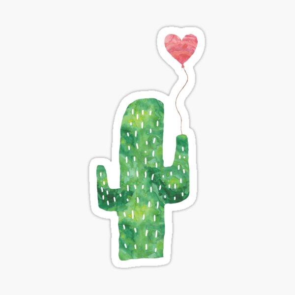 Lonely Cactus Sticker