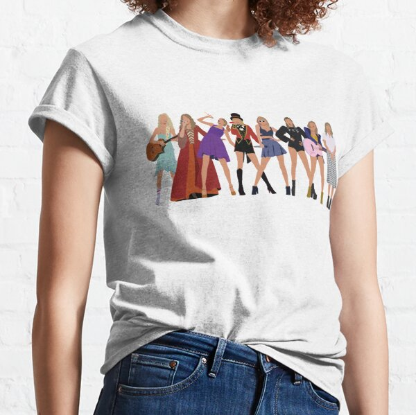 Taylor Swift T Shirts Redbubble