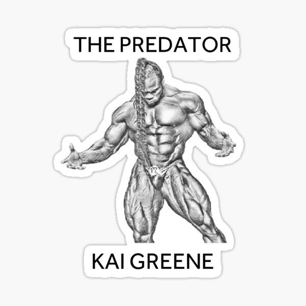 The Predator Sticker
