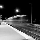 Ghost Train by Sam Davis