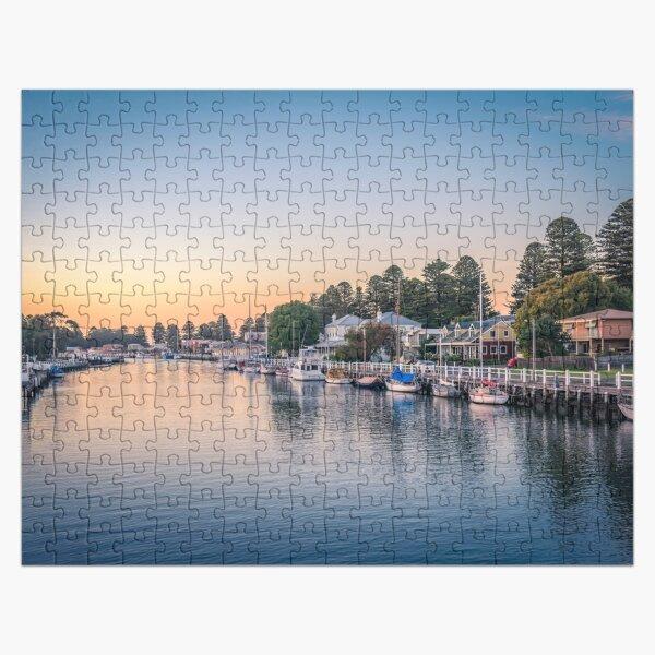 Port Fairy Sunrise Jigsaw Puzzle