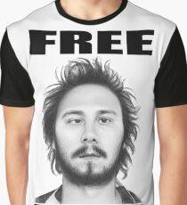 workaholics free karl show shirt Graphic T-Shirt
