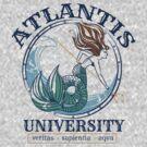 Atlantis University by JessieSima