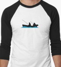 Fredo's Boat Men's Baseball ¾ T-Shirt
