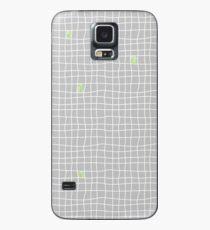 Carreaux - Grey/Green - Bis Case/Skin for Samsung Galaxy
