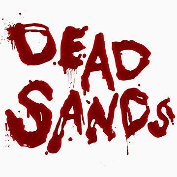 Dead Sands Logo T-Shirt by zjsf