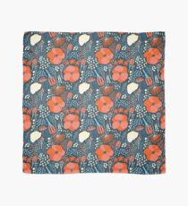 Summer field colorful pattern Scarf