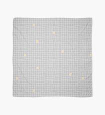 Carreaux - Grey/Yellow - Bis Scarf