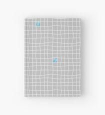 Carreaux - Grey/Blue - Bis Carnet cartonné