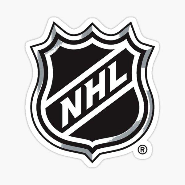 NHL logo Sticker