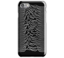 Unknown Happiness iPhone Case/Skin