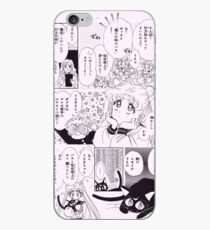 Verträumter Manga Usagi iPhone-Hülle & Cover