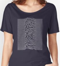 Unknown Happiness Women's Relaxed Fit T-Shirt