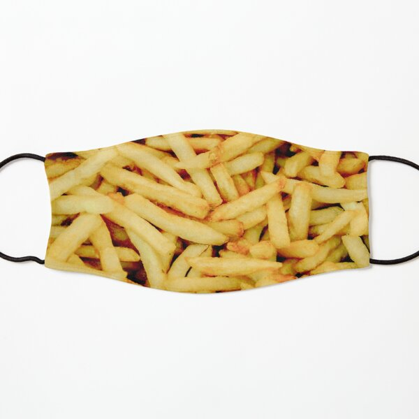 French Fries Kids Mask