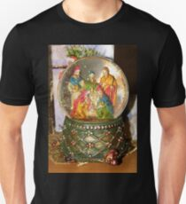 Nativity Snow Globe T-Shirt
