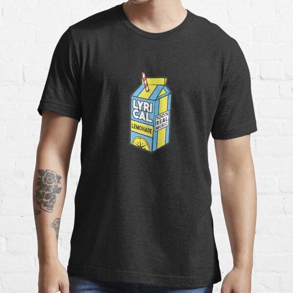 The Real Lemonade Of Lyrical Merch Essential T-Shirt
