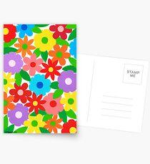 FLOWER SPLENDOR Postcards