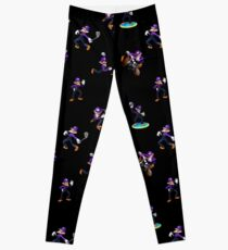 Girls, hit your WALUIGI Leggings