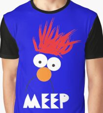 Beaker MEEP Graphic T-Shirt