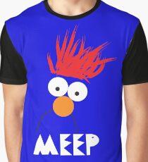 Beaker MEEP Graphic T-Shirt