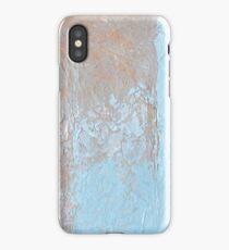 textures overlap (2) iPhone Case