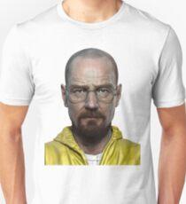 walter white head breaking bad T-Shirt
