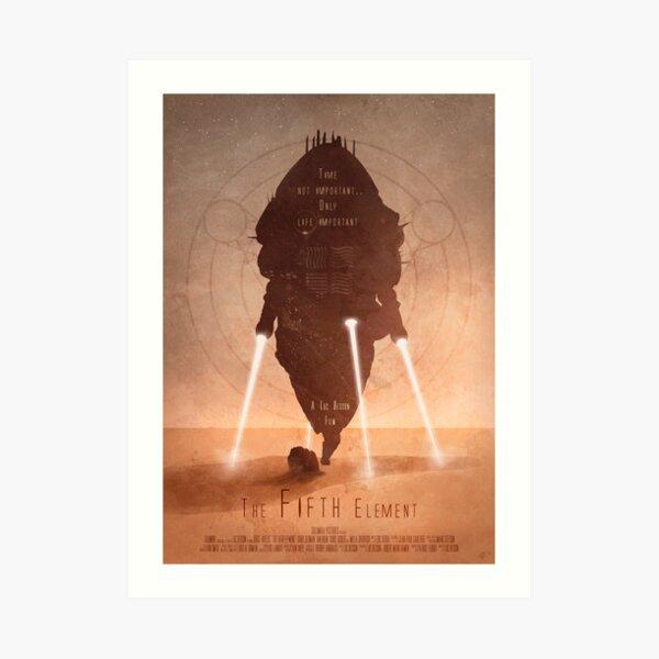 The Fifth Element No. 1 Art Print