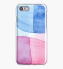 color interaction minimal iPhone Case/Skin