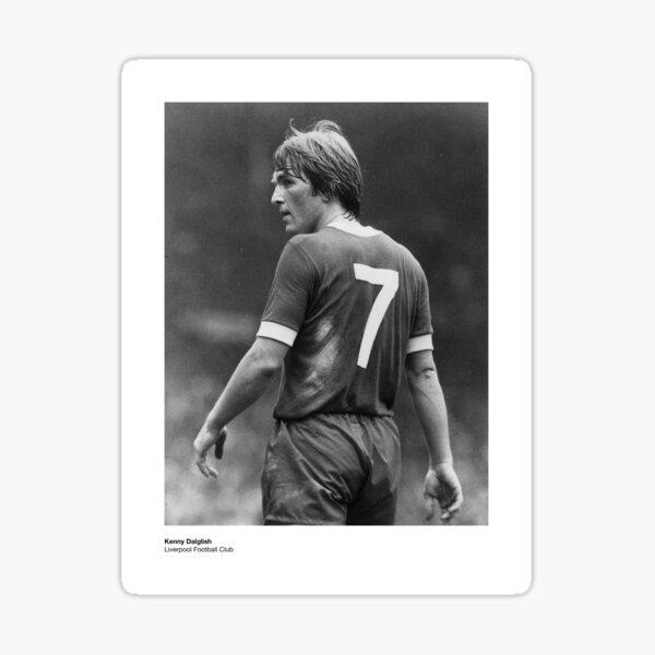 Kenny Dalglish - Liverpool Football Club Sticker