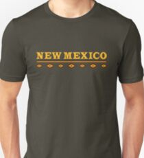New Mexico Pattern Unisex T-Shirt