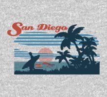 San Diego Surf Scene | Unisex T-Shirt