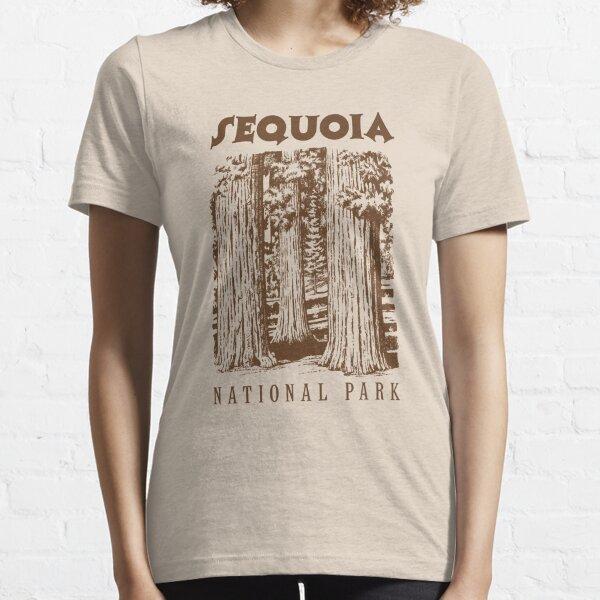 Sequoia National Park Essential T-Shirt