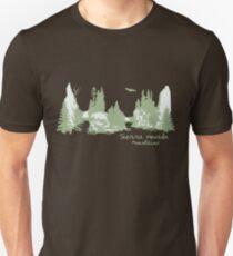 Sierra Nevada Mtns Unisex T-Shirt