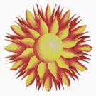 Bowling for Sunshine Mandala by TheMandalaLady