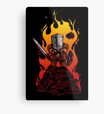 Dragon Crasher Metal Print