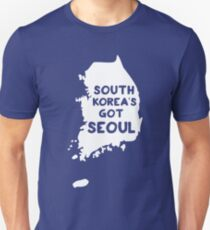 South Korea's Got Seoul Unisex T-Shirt